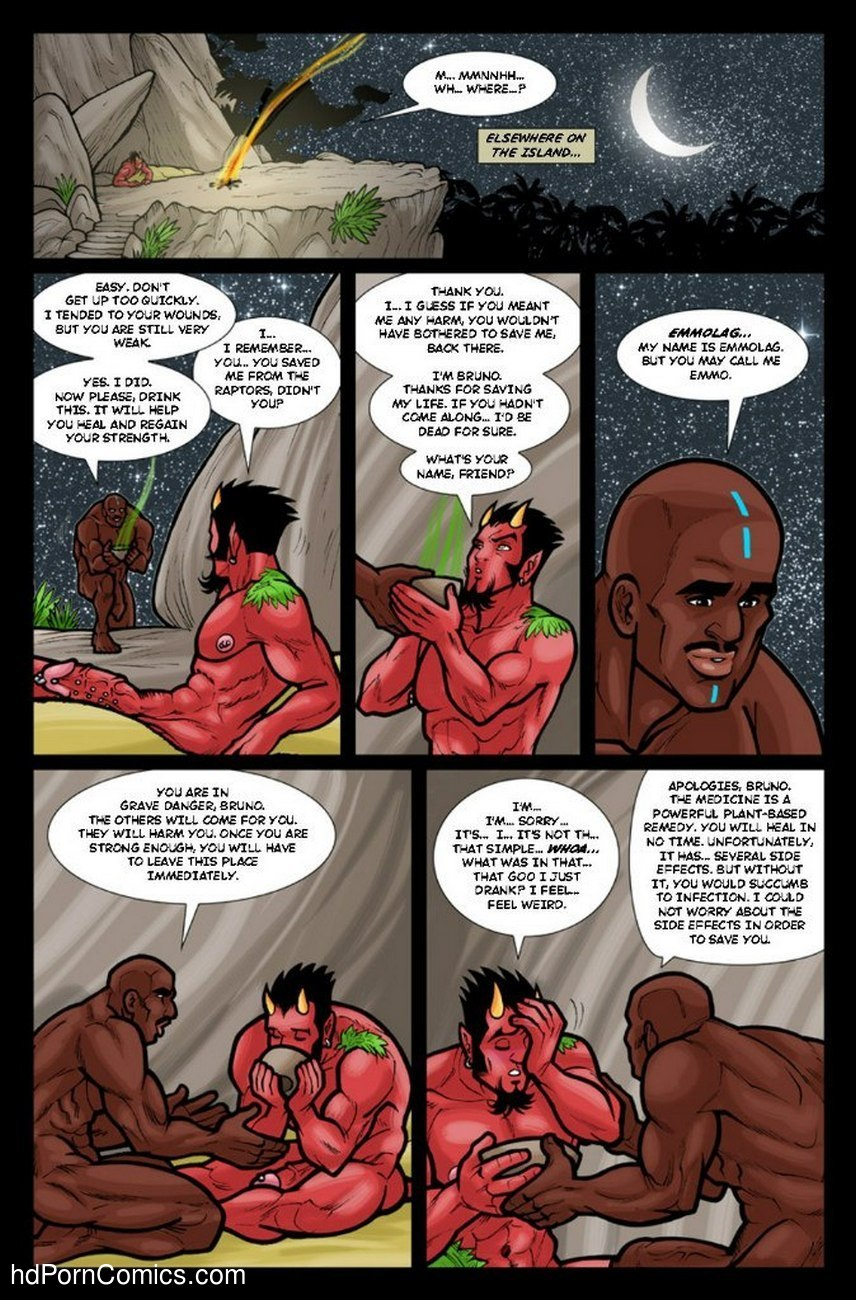 Ghostboy And Diablo 3 14 free sex comic
