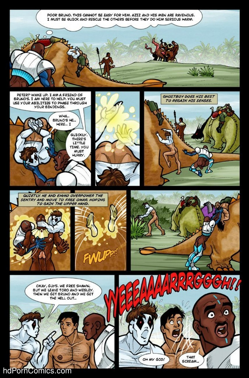 Ghostboy And Diablo 3 24 free sex comic