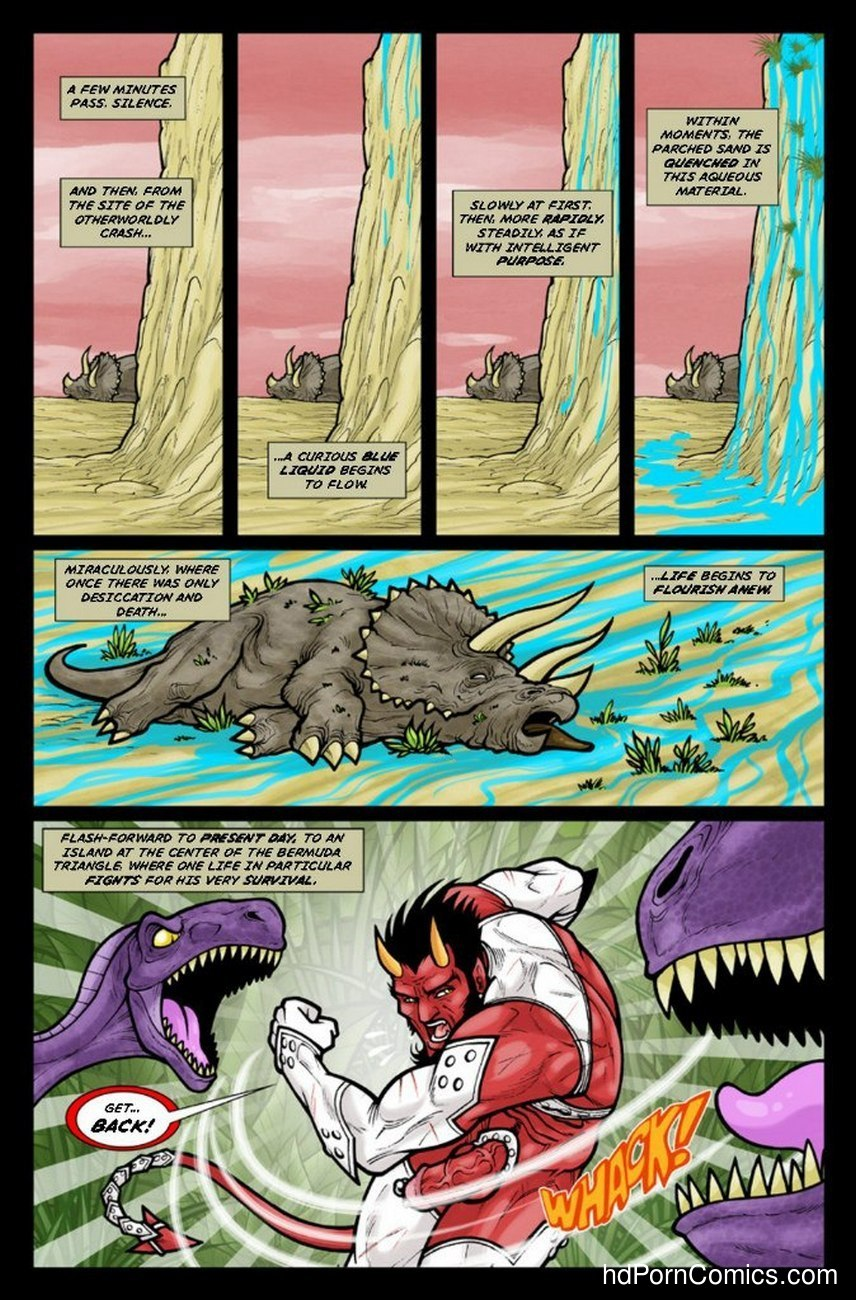 Ghostboy And Diablo 3 3 free sex comic