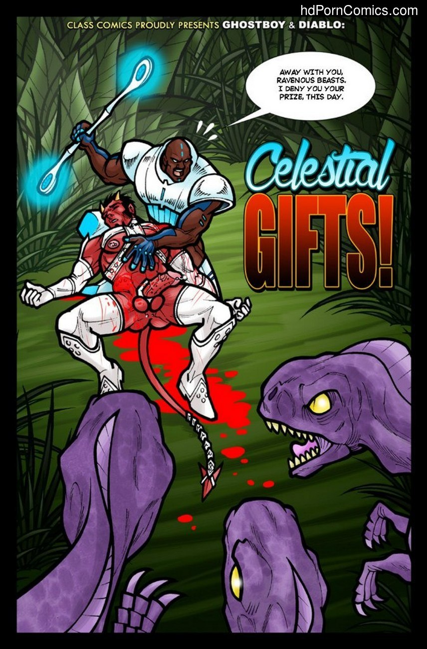 Ghostboy And Diablo 3 5 free sex comic