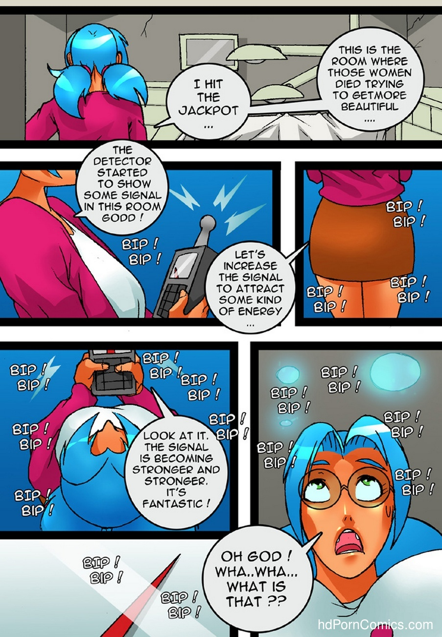 Ghosts (Blue Version) 3 free sex comic