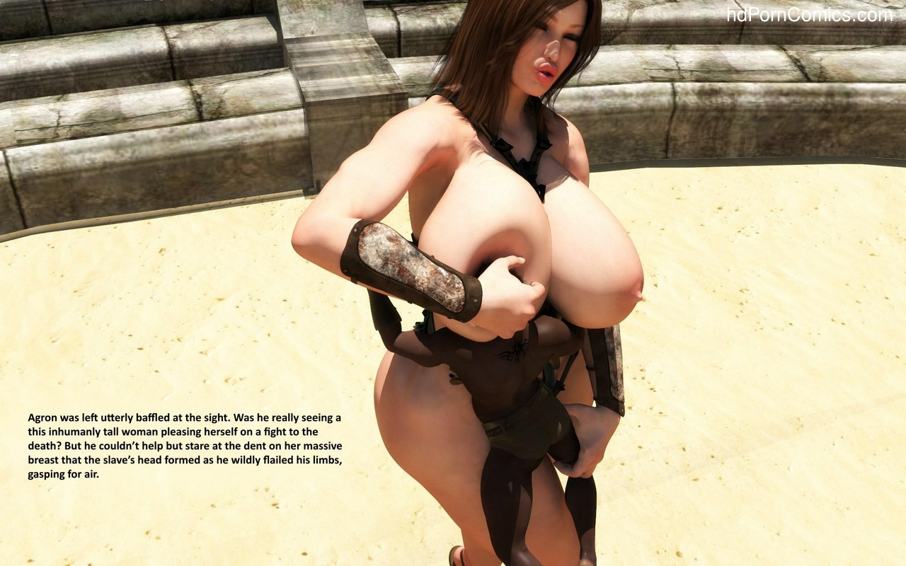 Goddesses Of The Arena 1 20 free sex comic