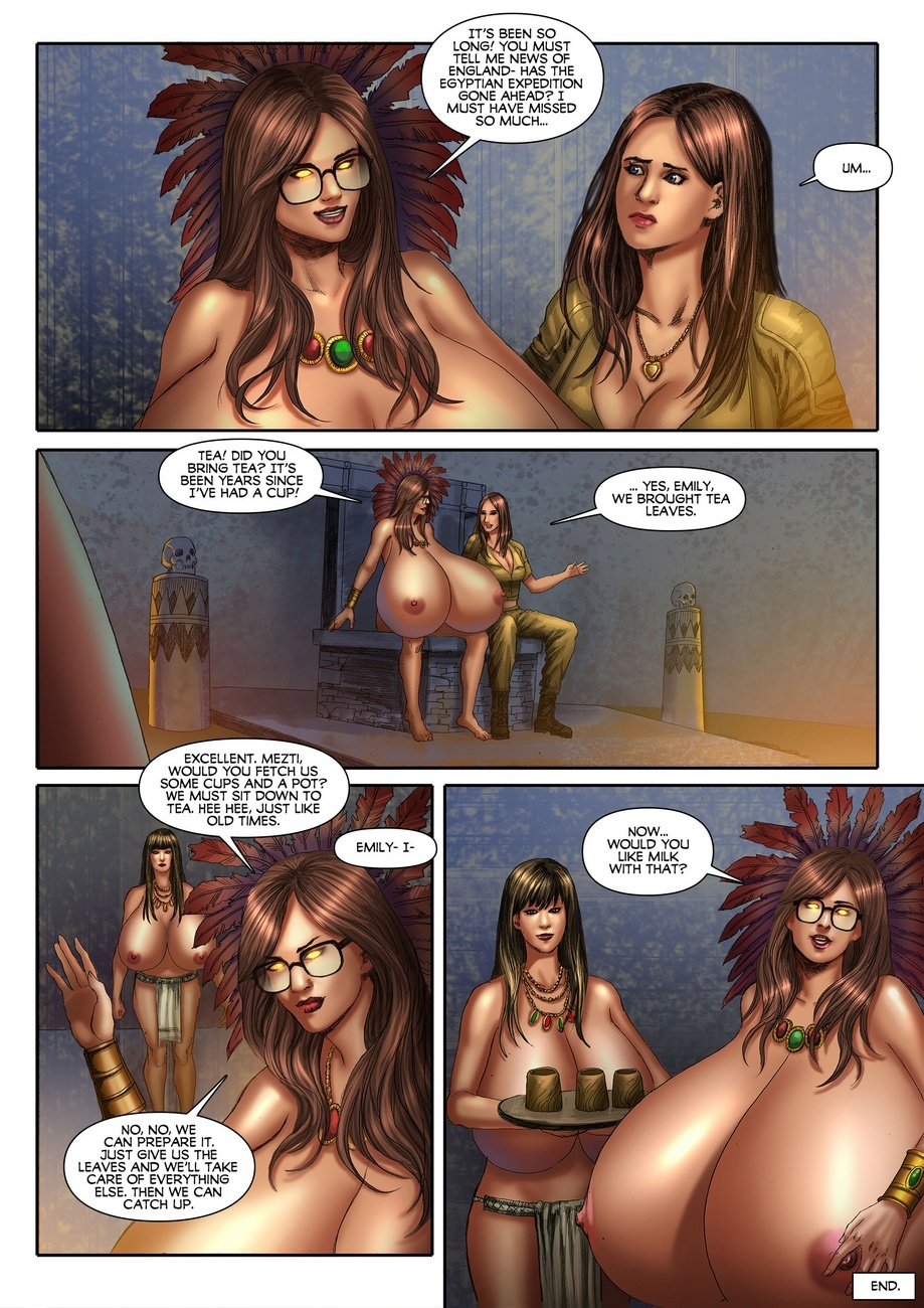 Going Native 2 Sex Comic