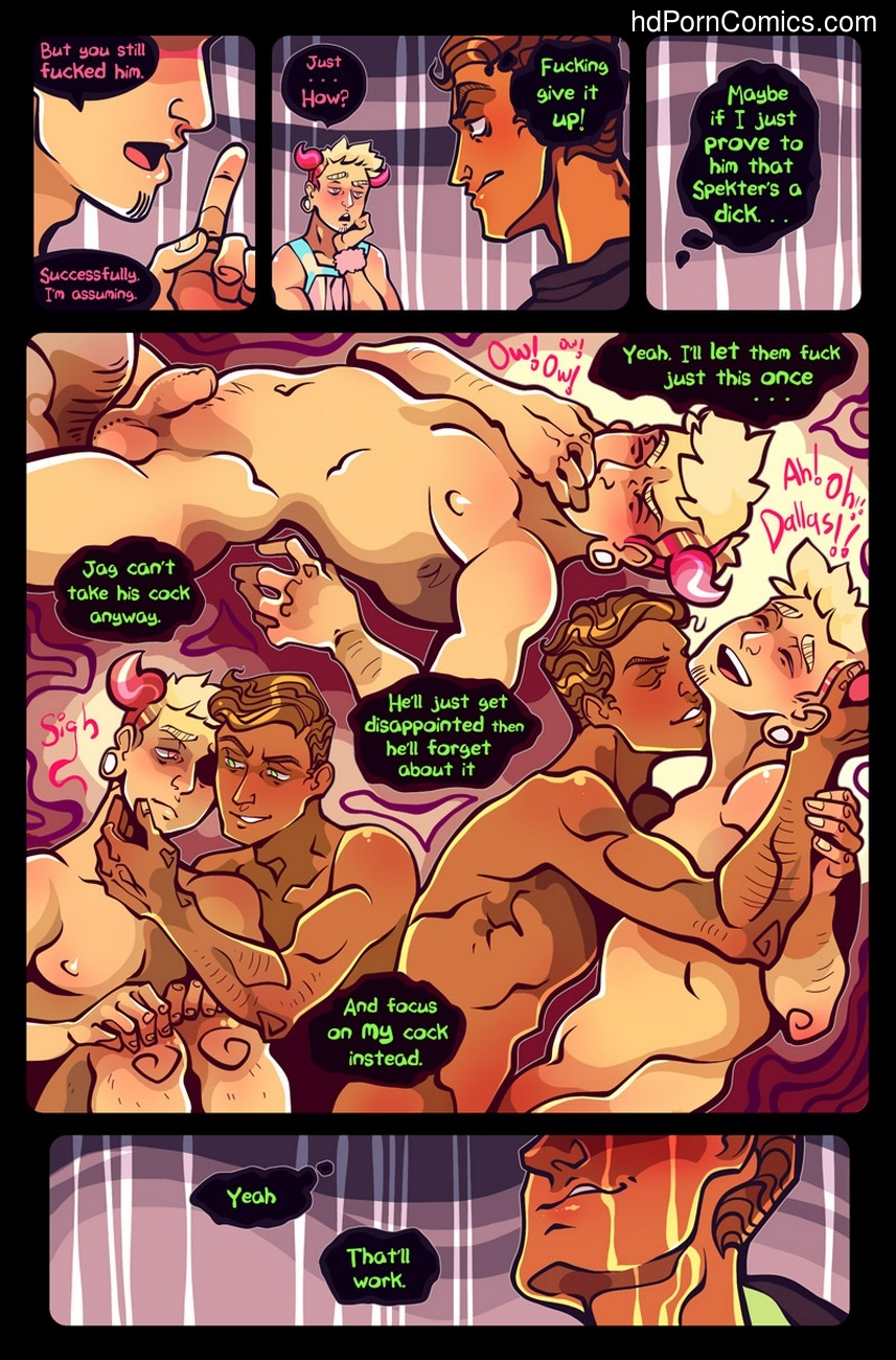 Gomorrah 2 22 free sex comic