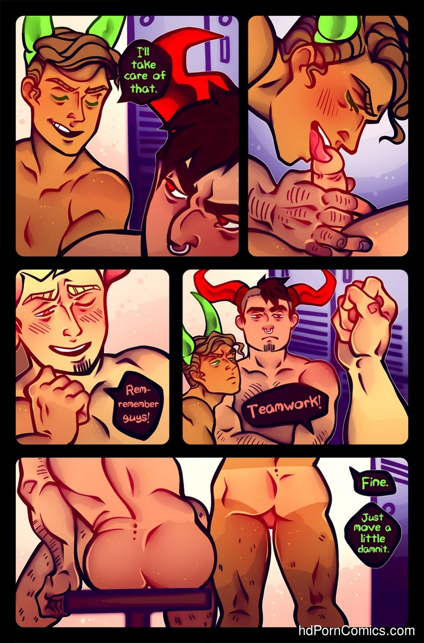 Gomorrah 2 52 free sex comic