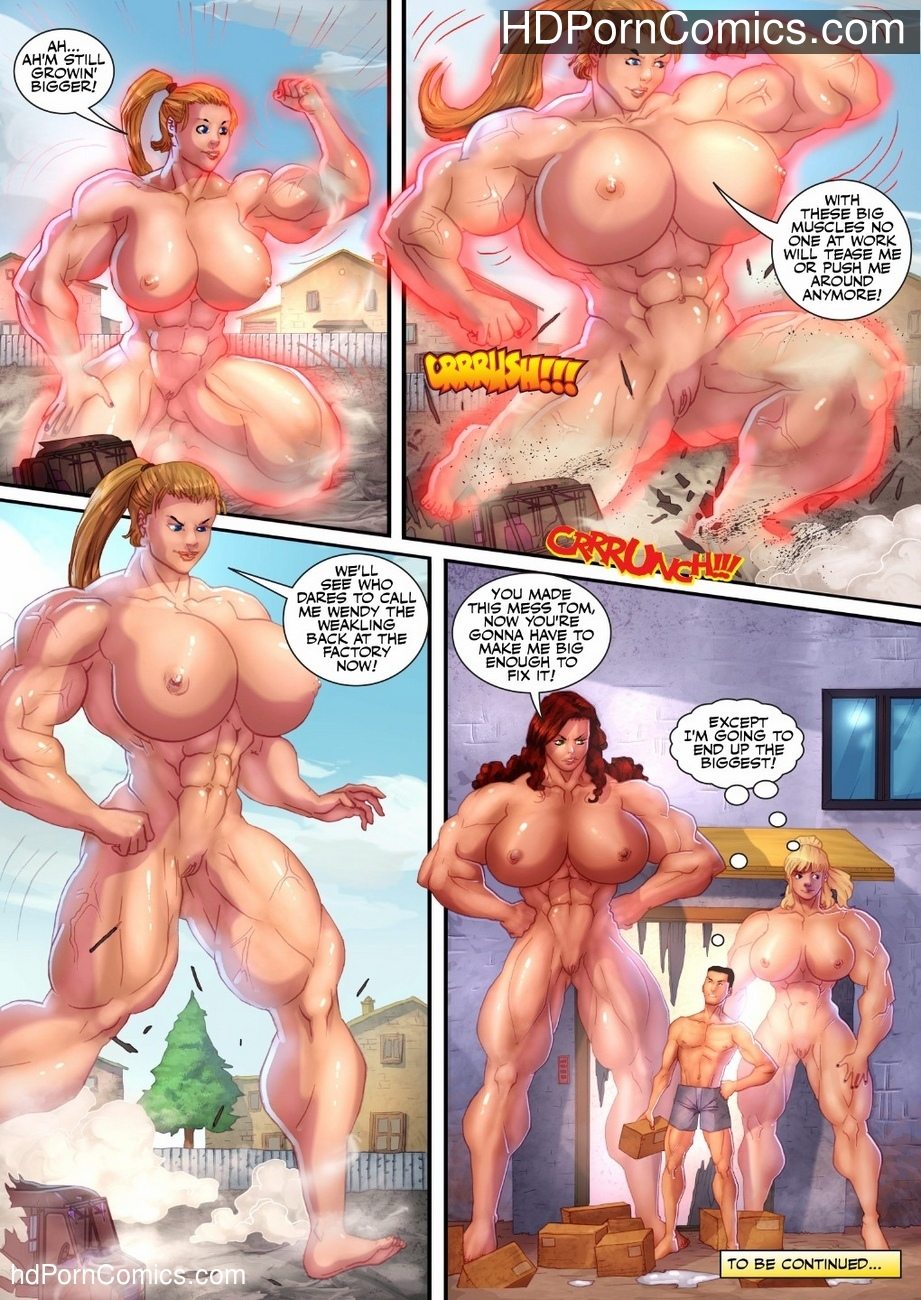 Growth Formula 2 comic porn