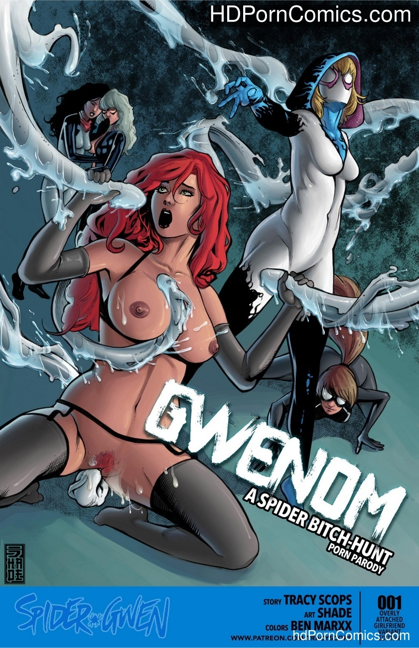 Gwenom Sex Comic