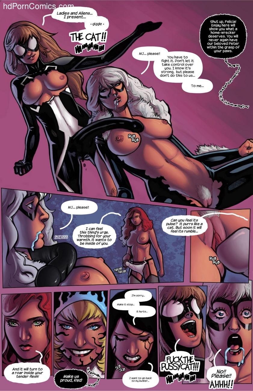 порно комикс гражданская война