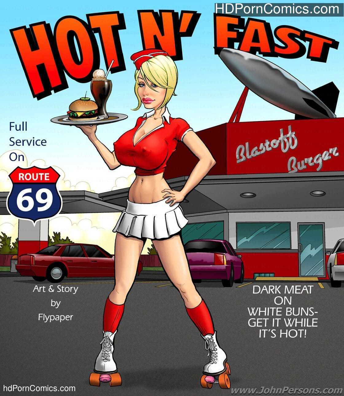 HOT N FAST – Porncomics free Porn Comic