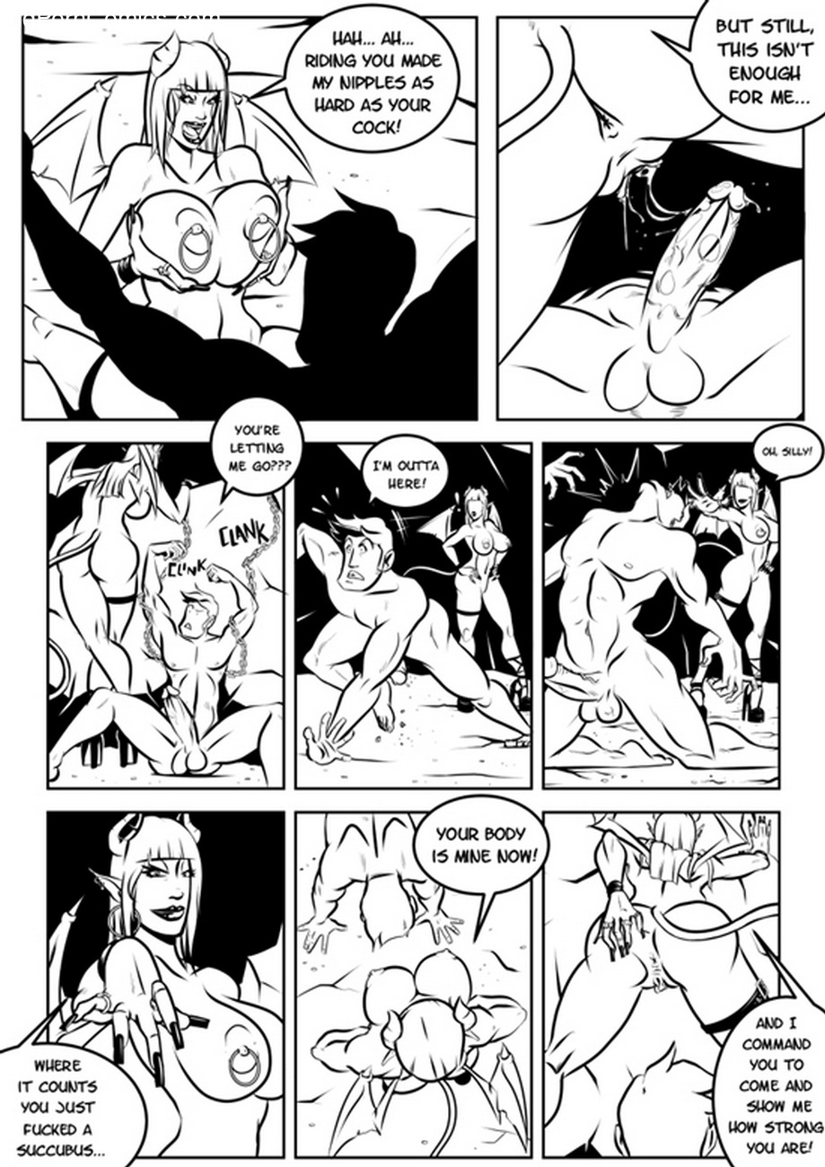 Hallowed And The Whore 14 free sex comic