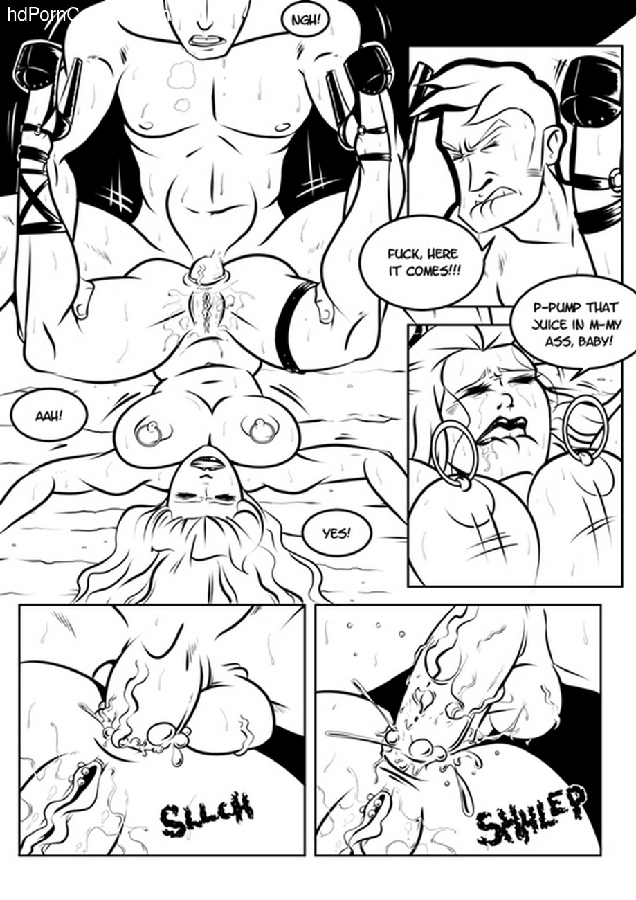 Hallowed And The Whore 19 free sex comic