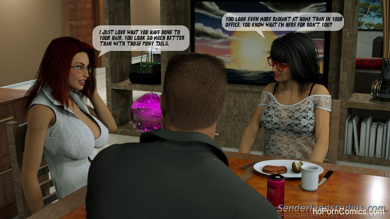 Hannah-s-Wish-43 free sex comic
