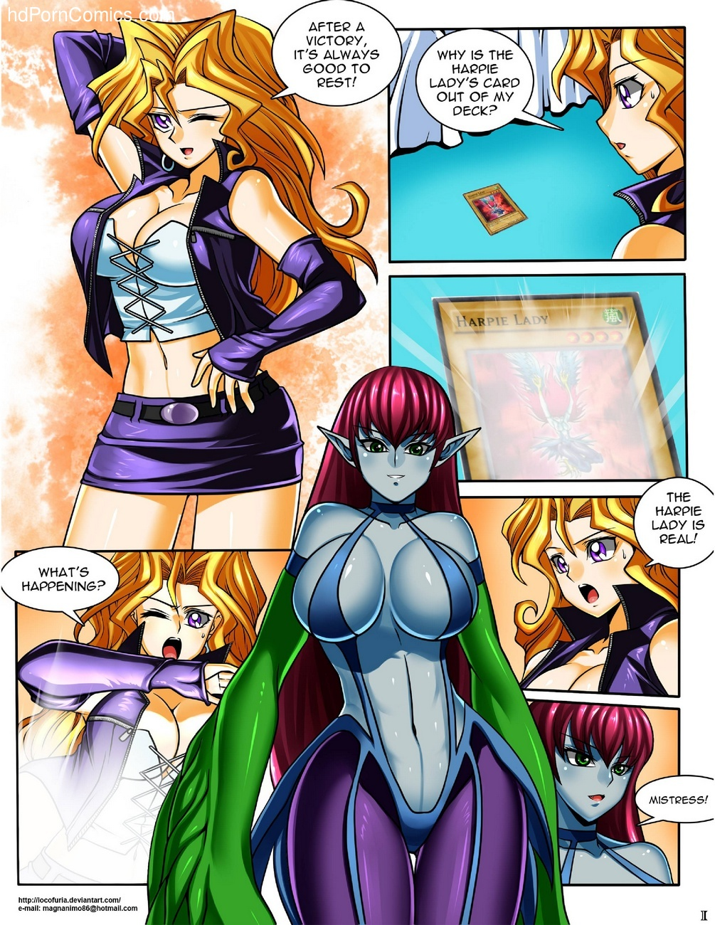 Yugioh sex stories