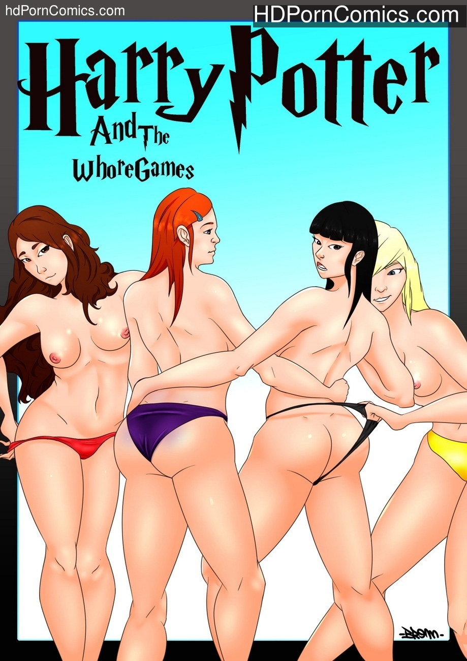 Harry Potter And The Whore Games comic porn