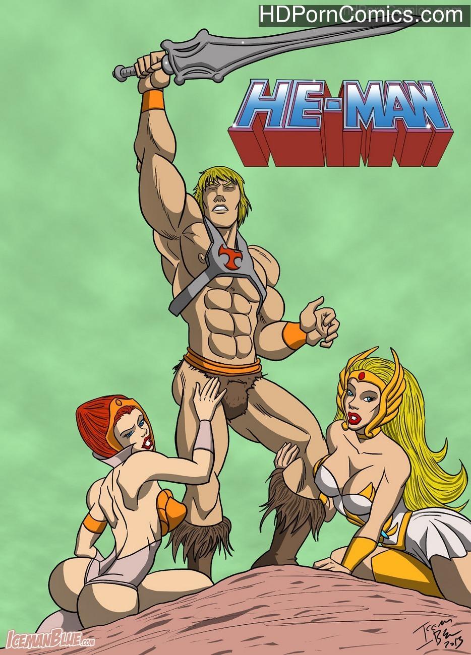 He-Man Sex Comic