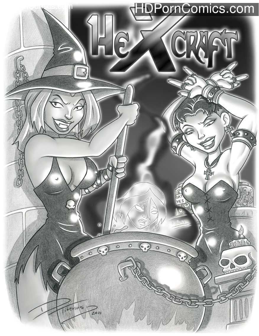 Hexcraft Sex Comic