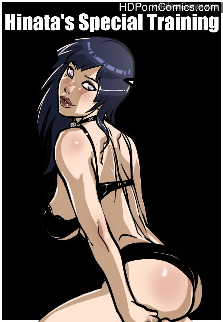 Hinata's Special Training Sex Comic