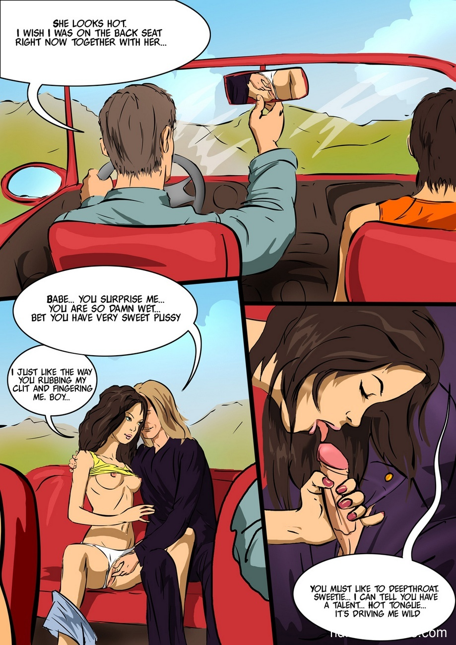 Opinion, Hitchhiker porn comic all does