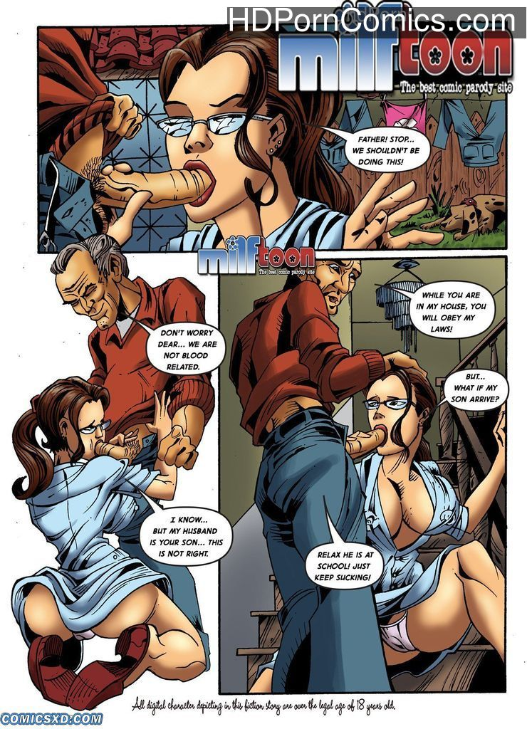 Home Cumming – Milftoon free Porn Comic