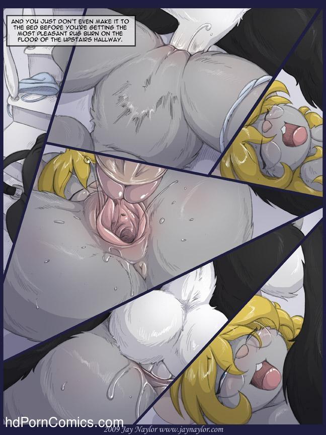 Honey I'm home 5 free sex comic