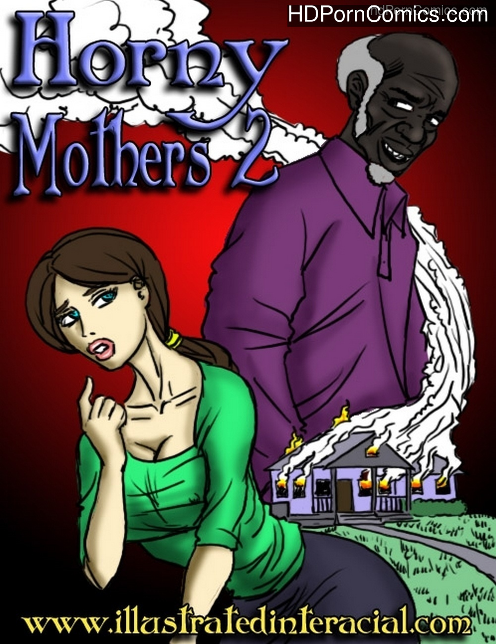 Horny Mothers 2 Sex Comic