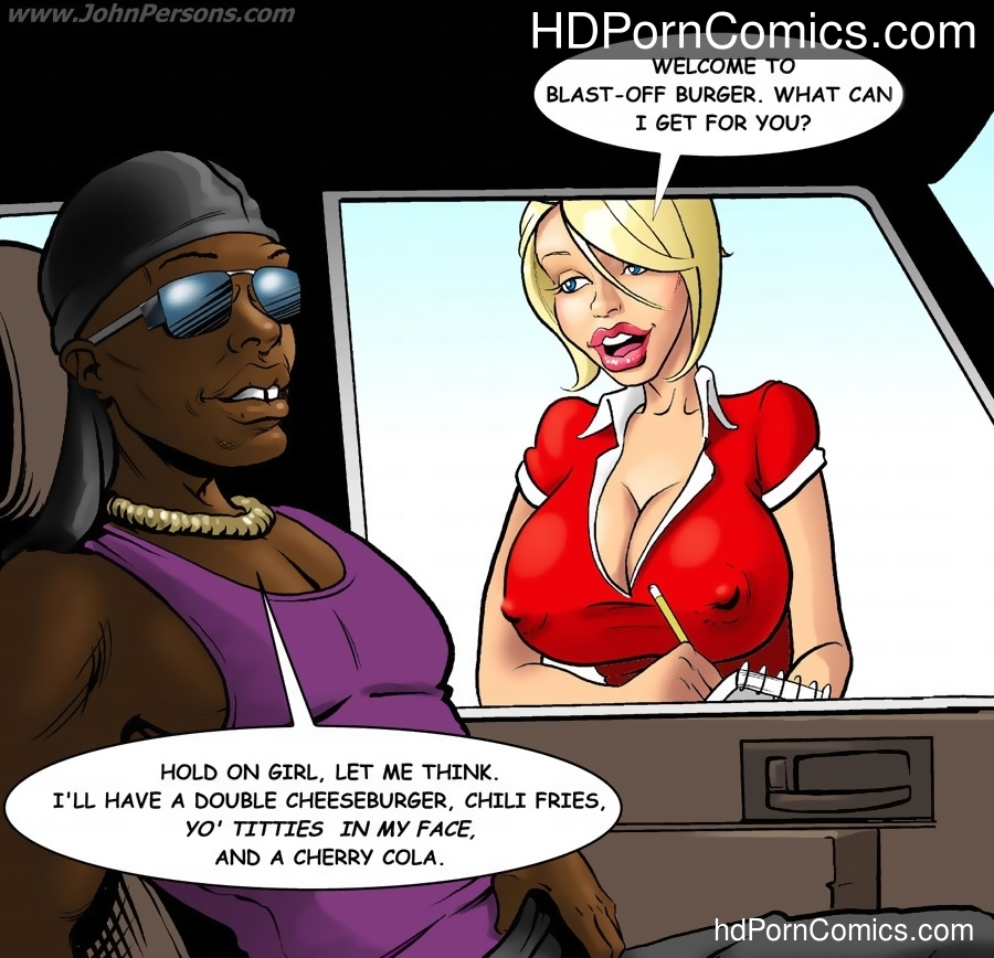 Hot And Fast Sex Comic