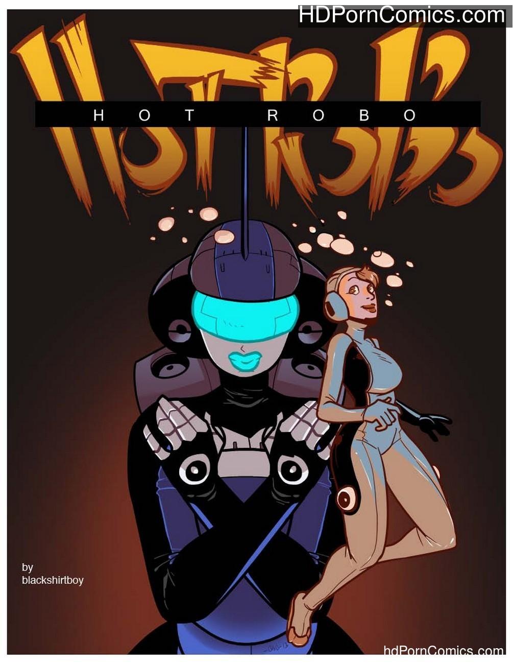 Hot Robo Sex Comic