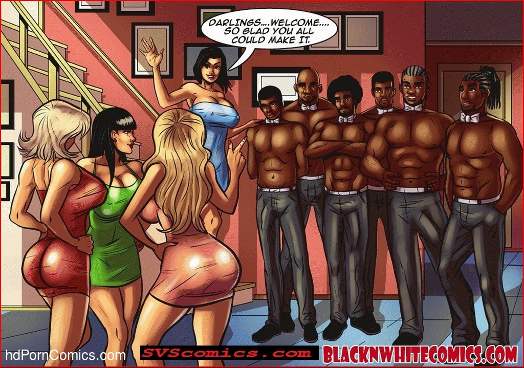 Housewives Of Beaverton 27 free sex comic