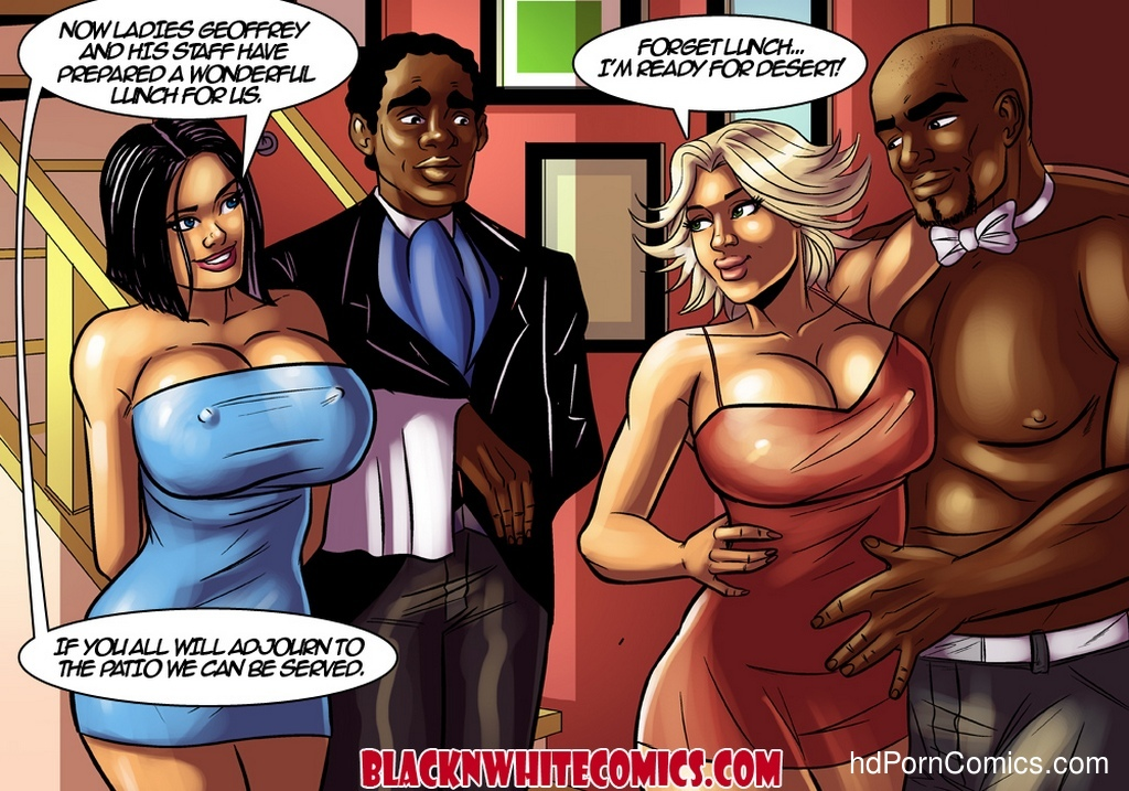 Housewives Of Beaverton 29 free sex comic