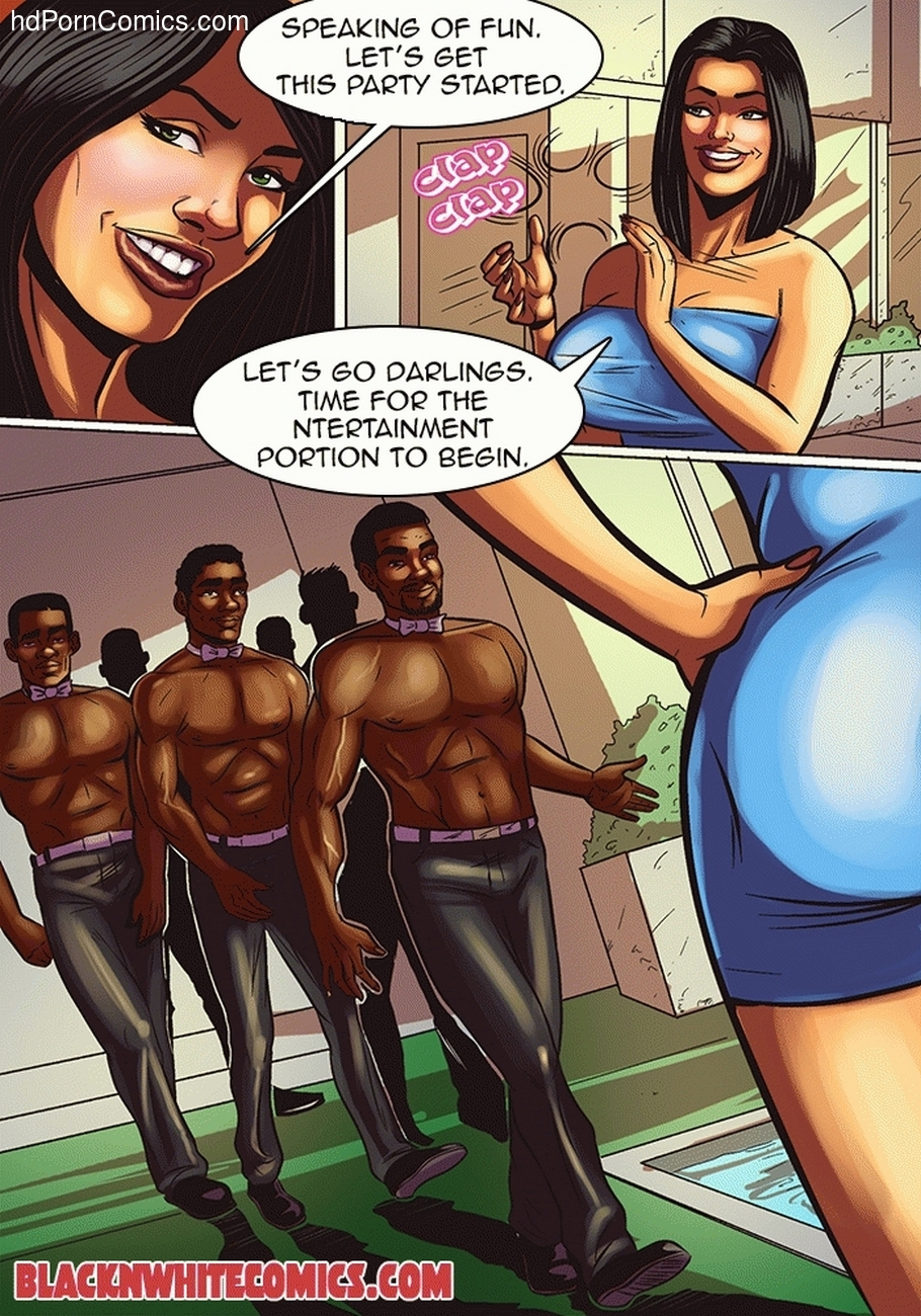 Housewives Of Beaverton 39 free sex comic