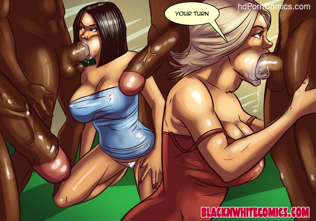 Housewives Of Beaverton 46 free sex comic