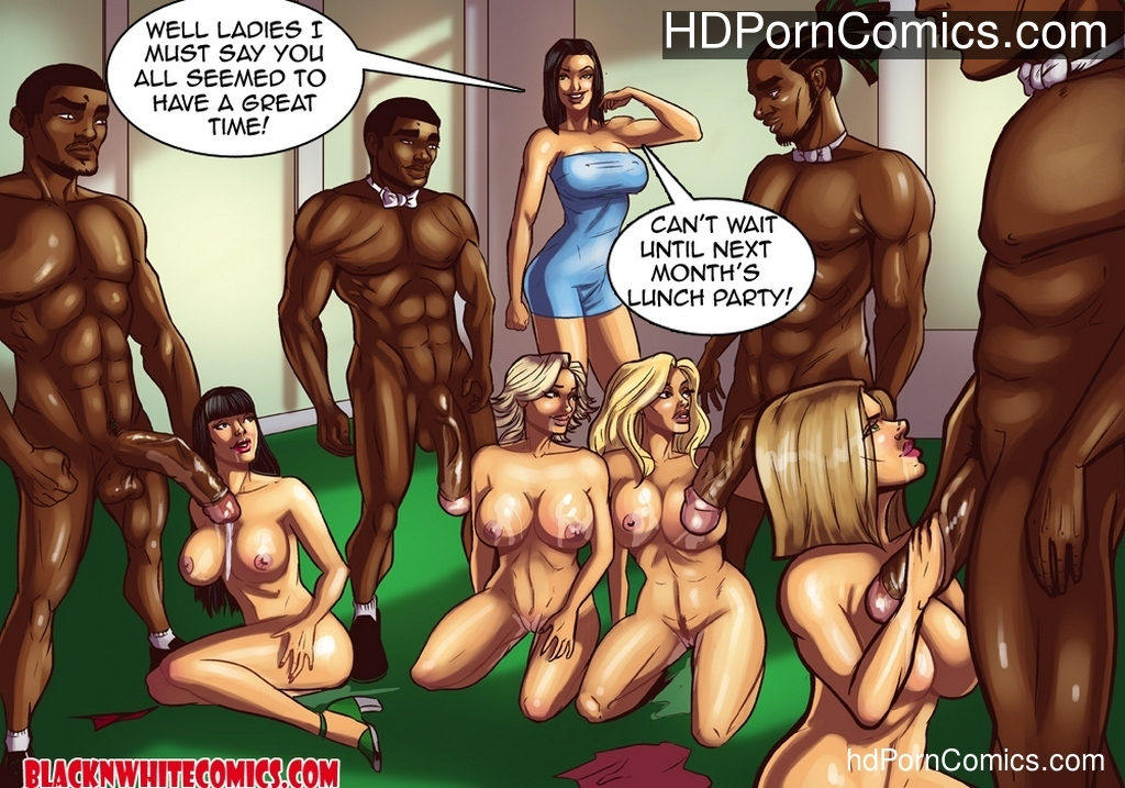 Housewives Of Beaverton 71 free sex comic