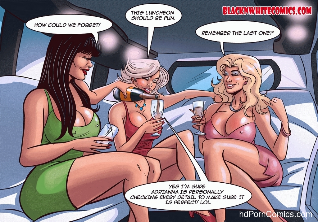 Housewives Of Beaverton 9 free sex comic