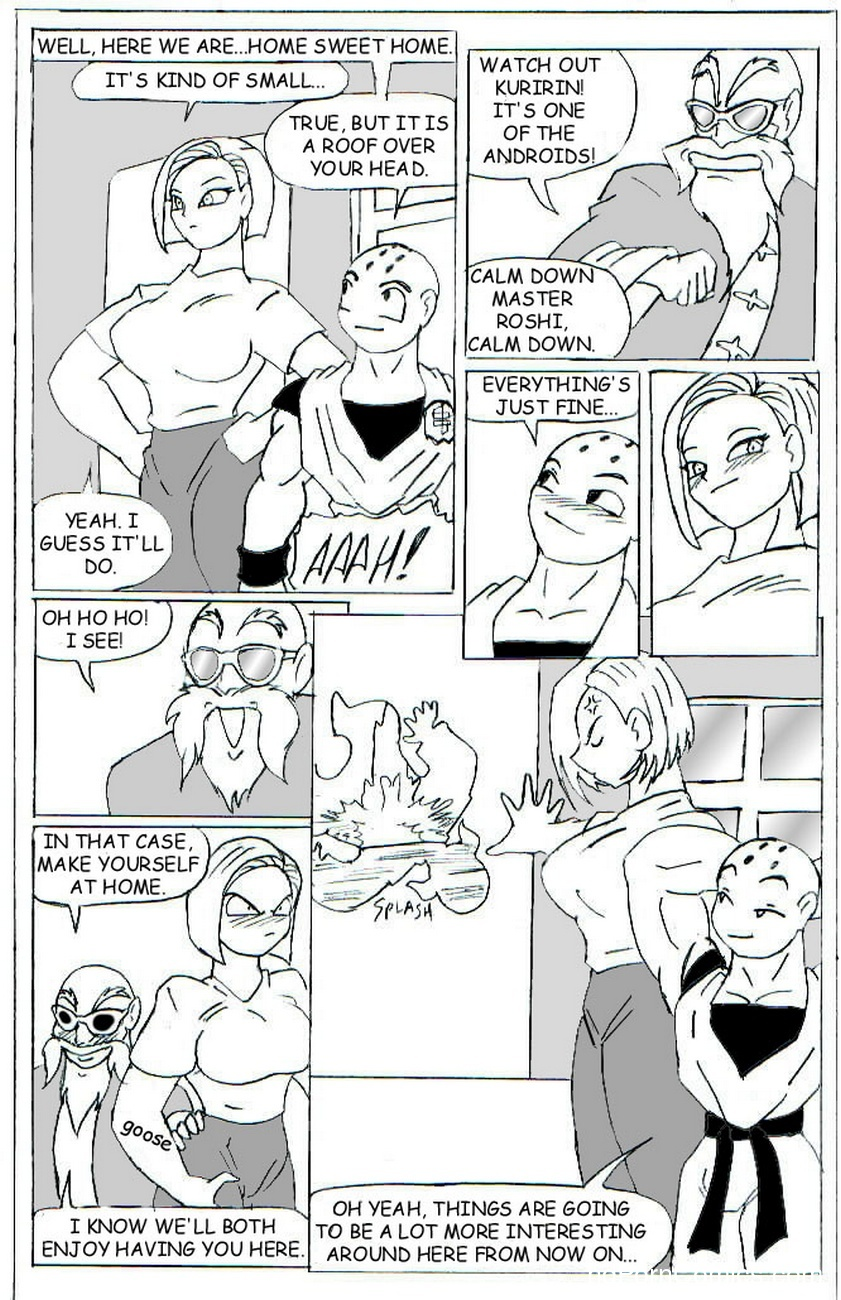 How They Really Got Together Sex Comic