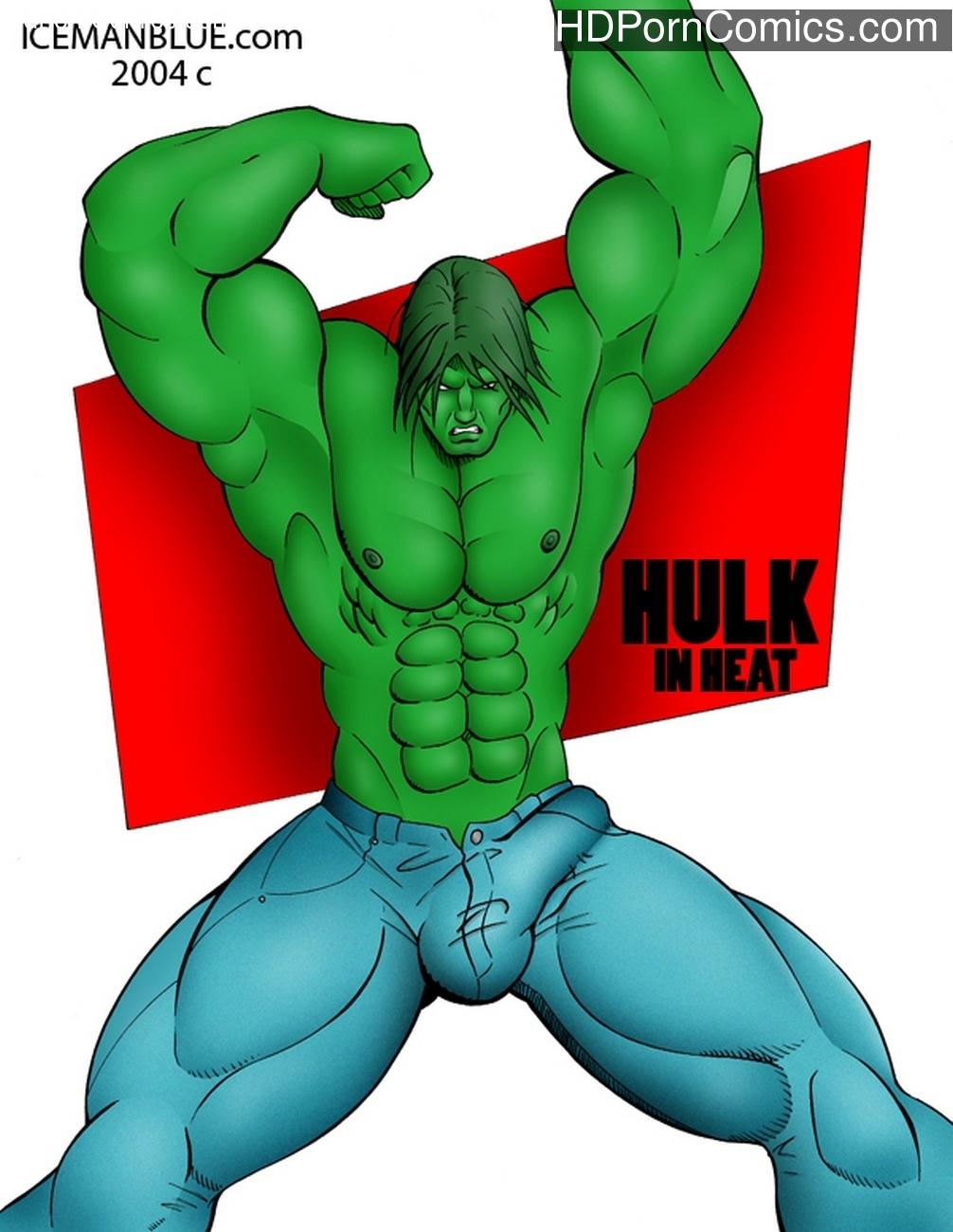 Hulk In Heat 1 free sex comic