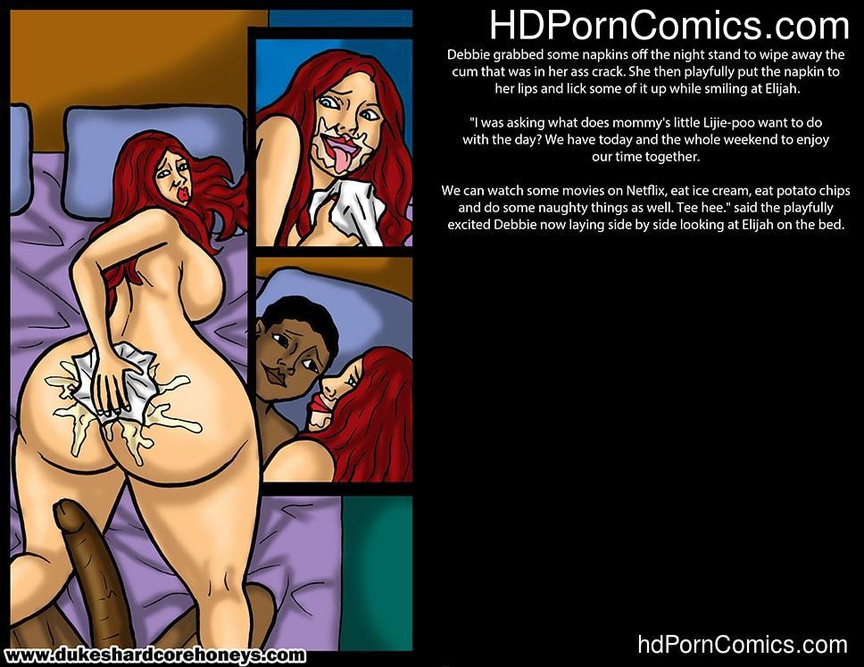I Love my Black Son 0411 free sex comic