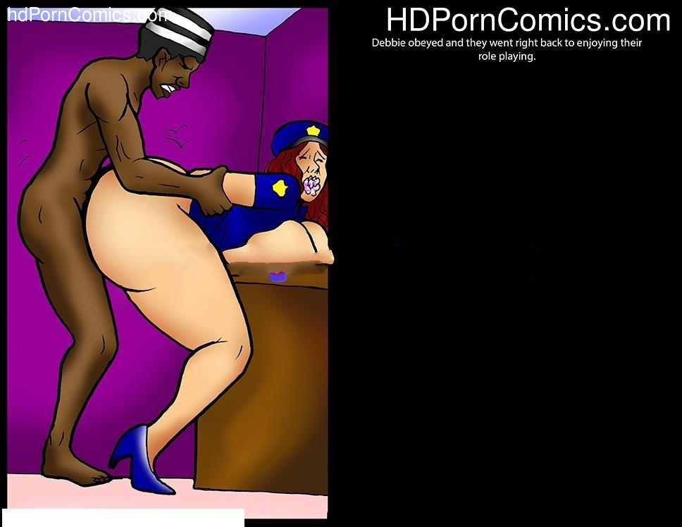 I Love my Black Son 06- Duke Honey free Cartoon Porn Comic