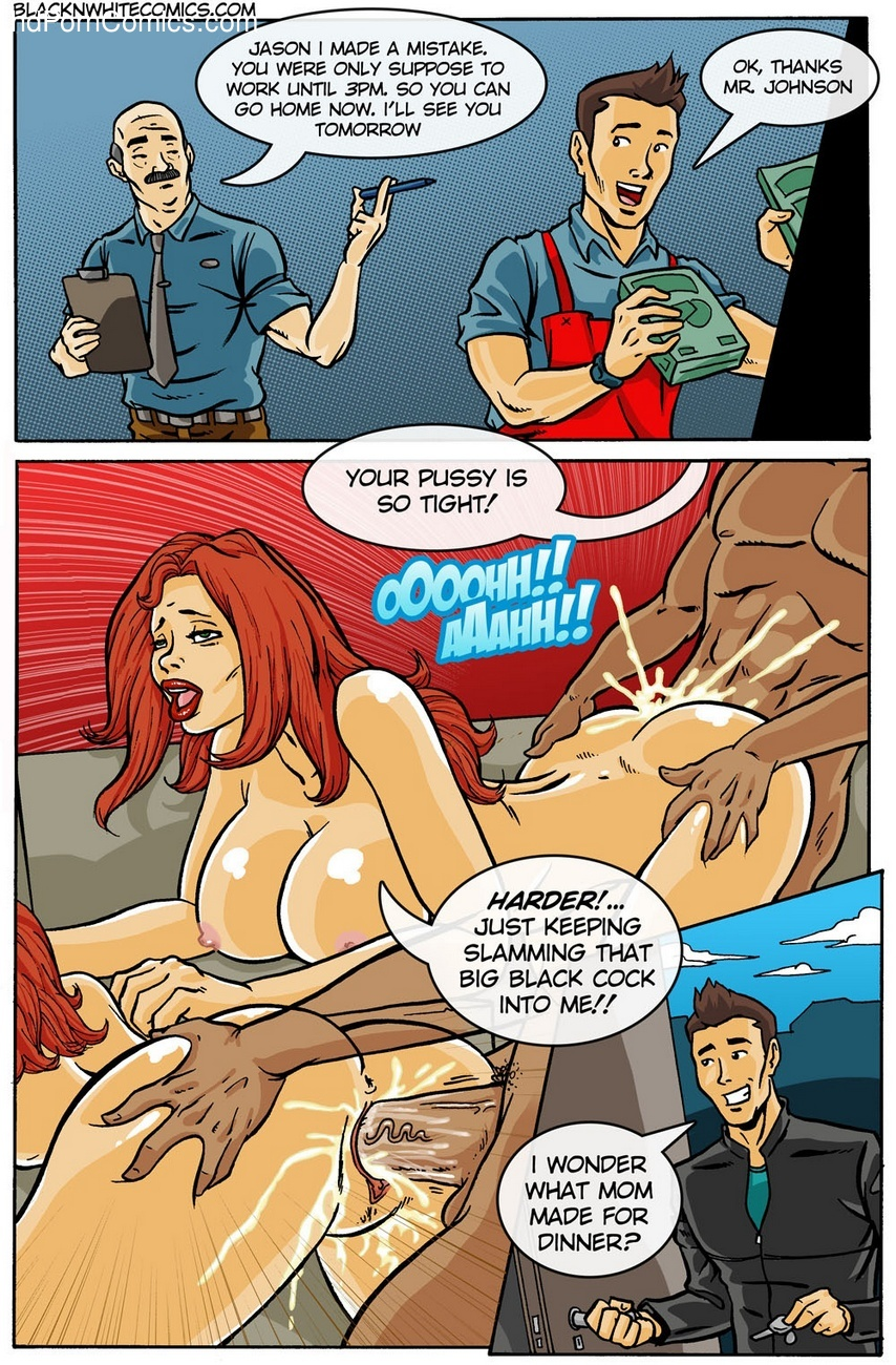 I Hate My Mother 2 14 free sex comic