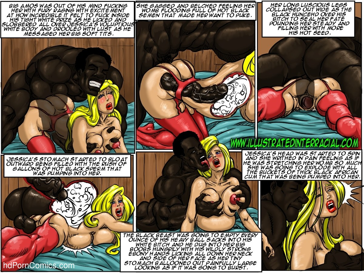 Illustrated Interracial-Farm Girl50 free sex comic