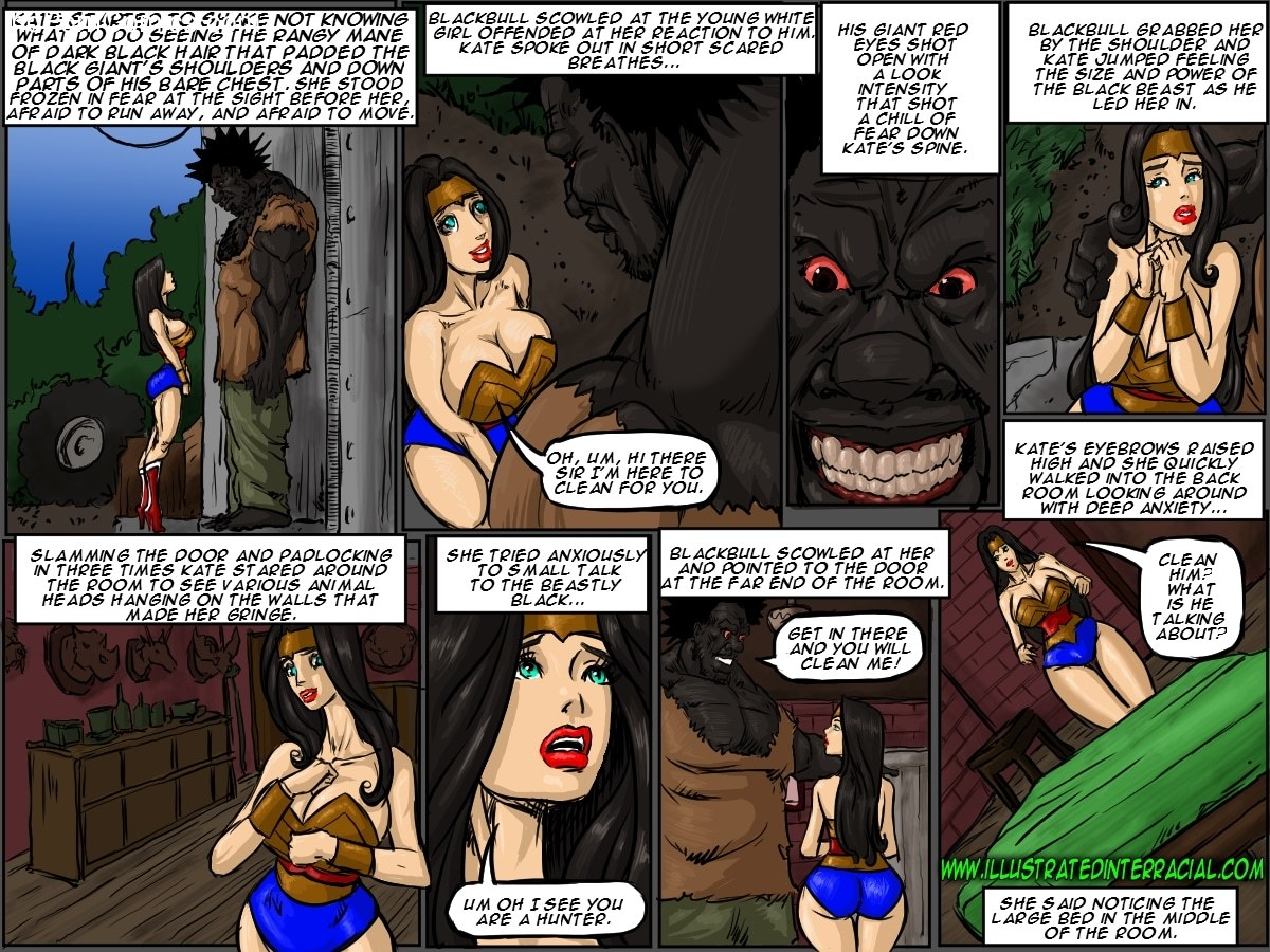 Illustrated Interracial-Farm Girl60 free sex comic