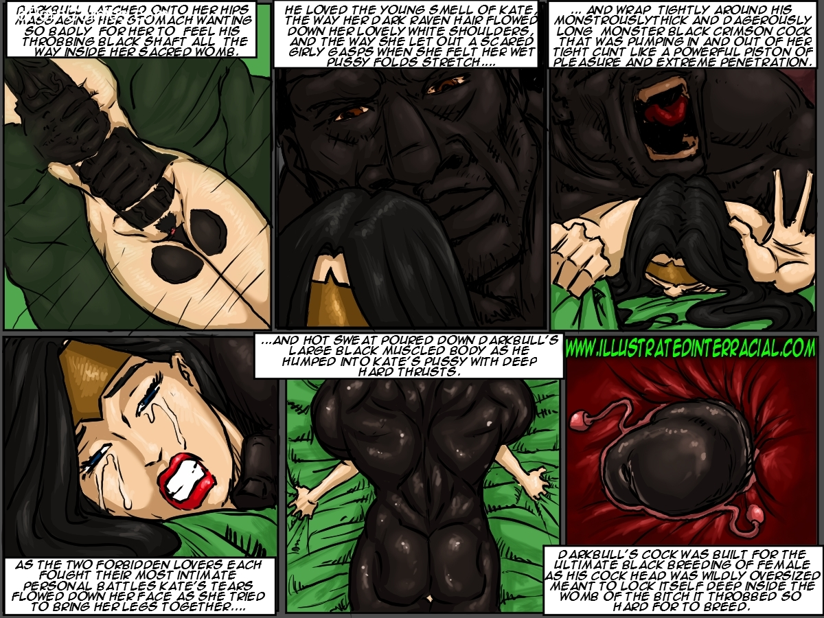 Illustrated Interracial-Farm Girl75 free sex comic