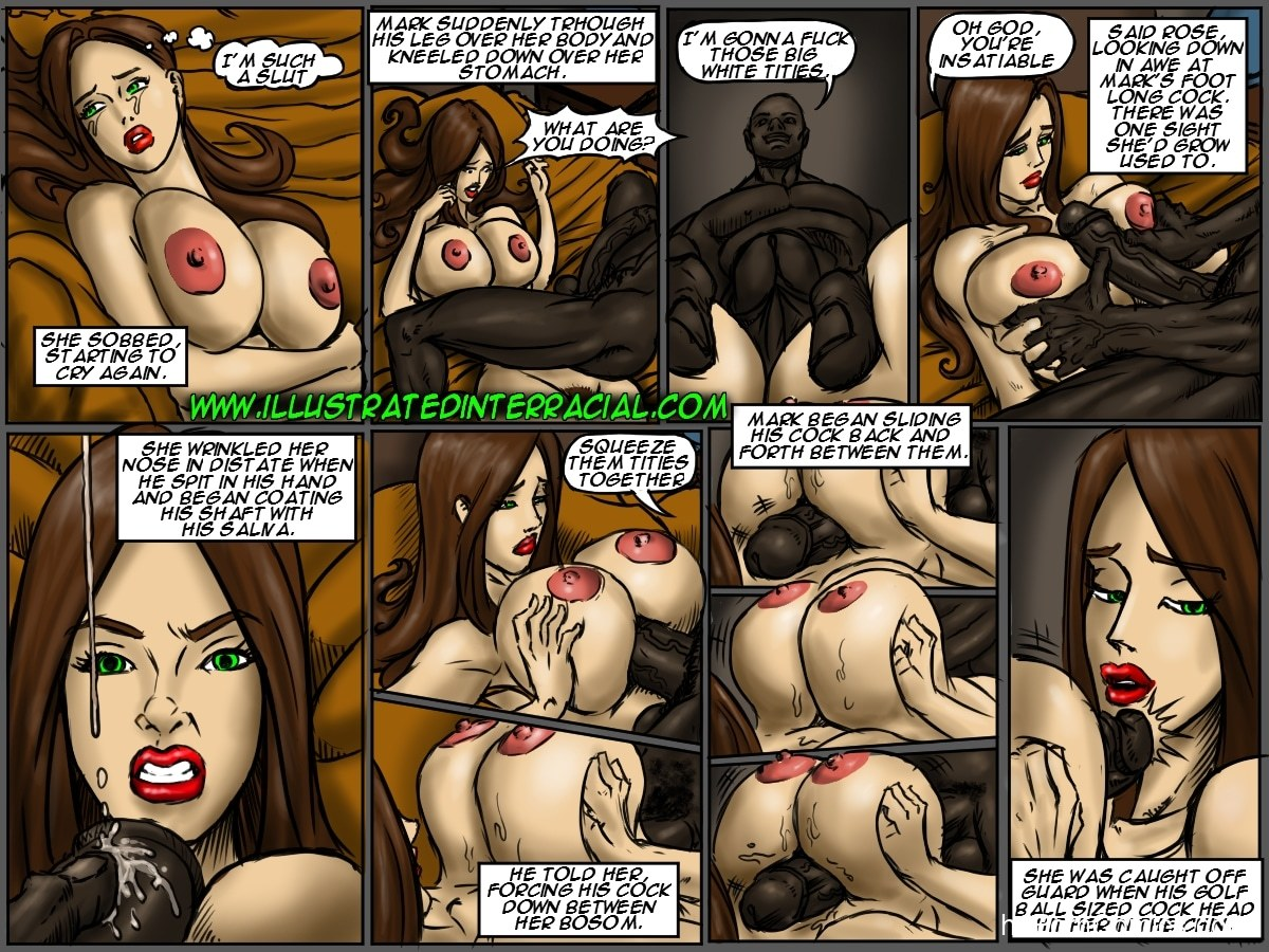 Ilustrated Interracial-Flag Girls109 free sex comic