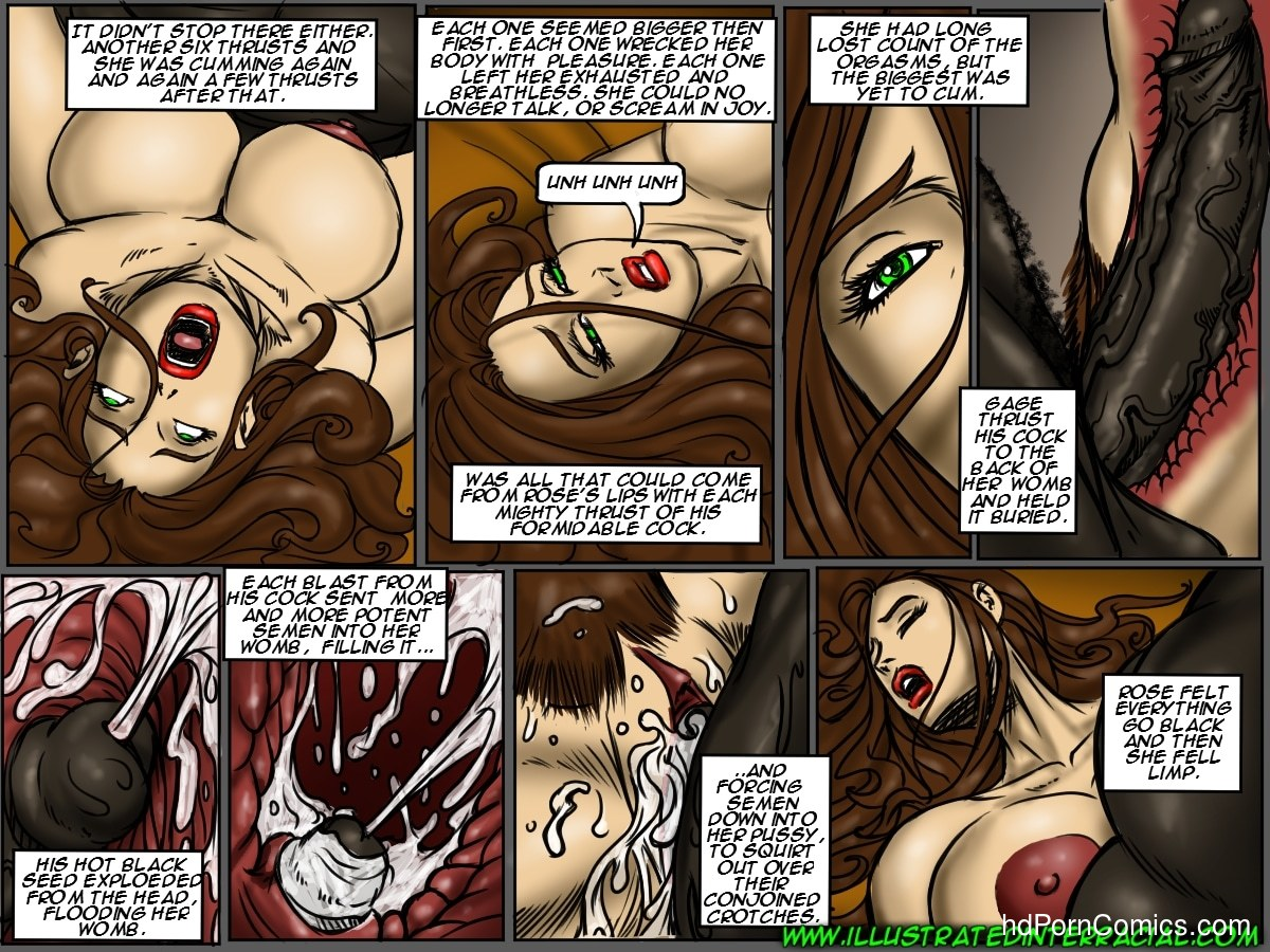 Ilustrated Interracial-Flag Girls89 free sex comic