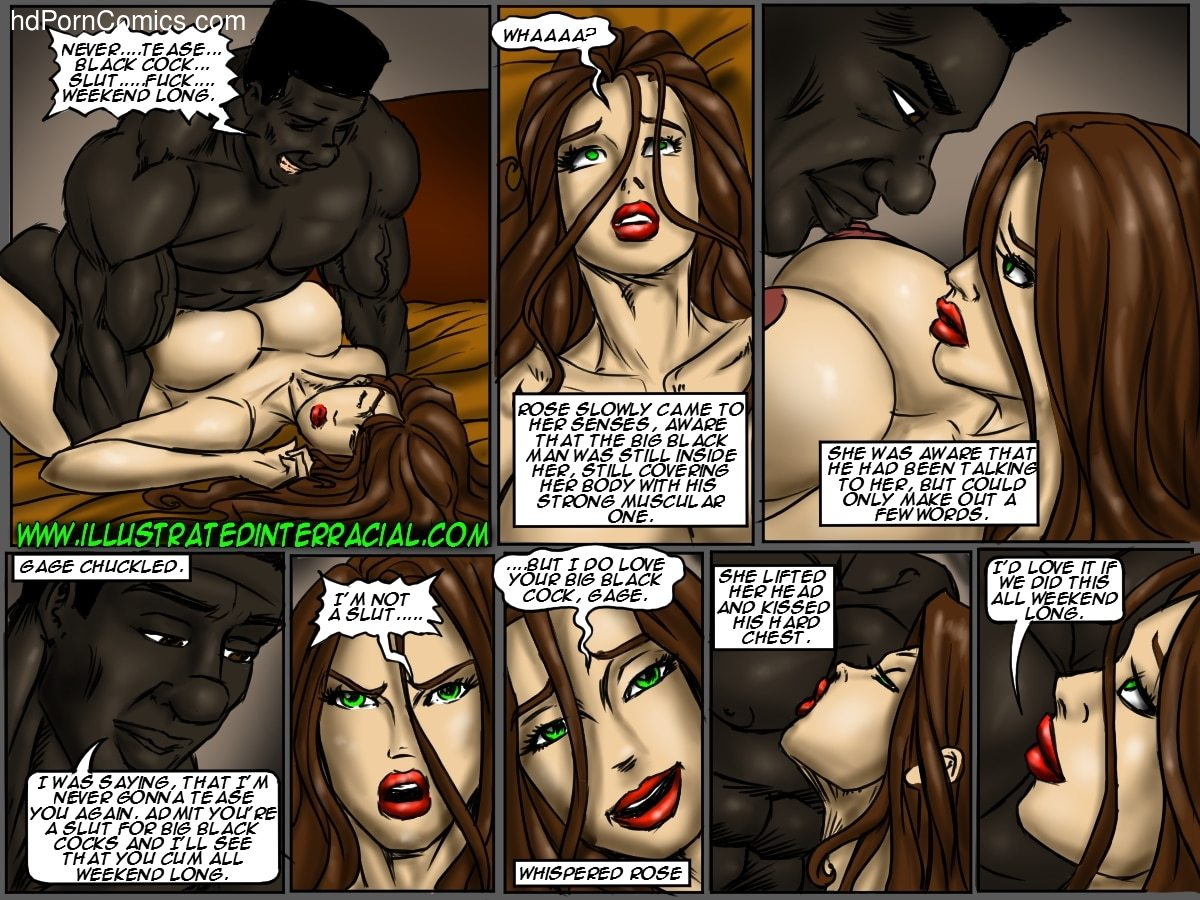 Ilustrated Interracial-Flag Girls90 free sex comic