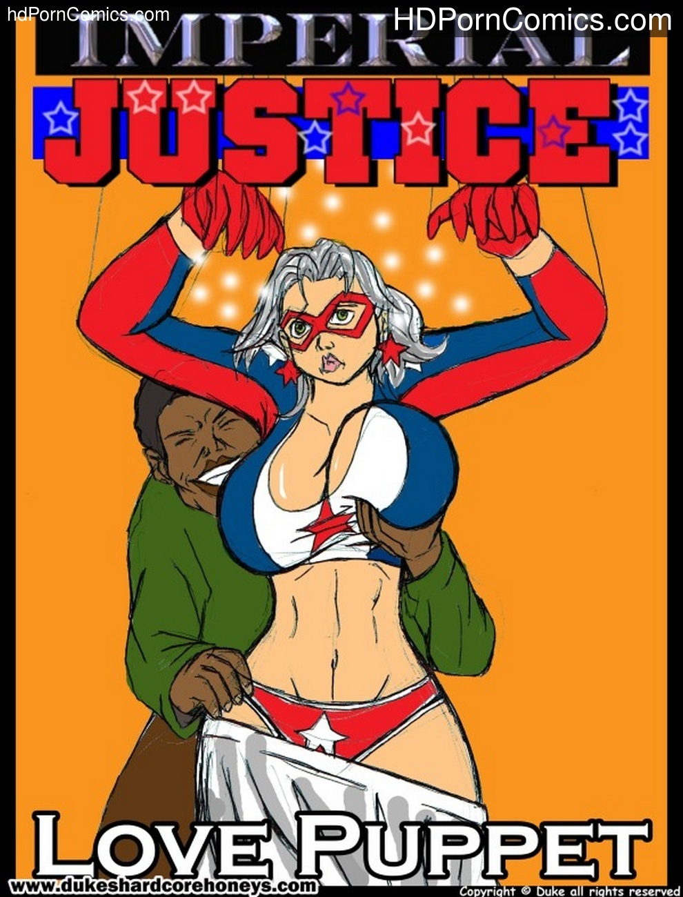 Imperial Justice – Love Puppet 1 Sex Comic