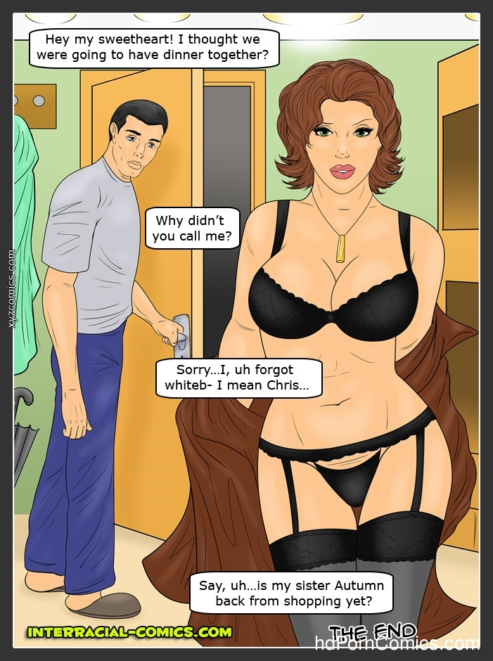 Interracial- Summer the slave free Cartoon Porn Comic