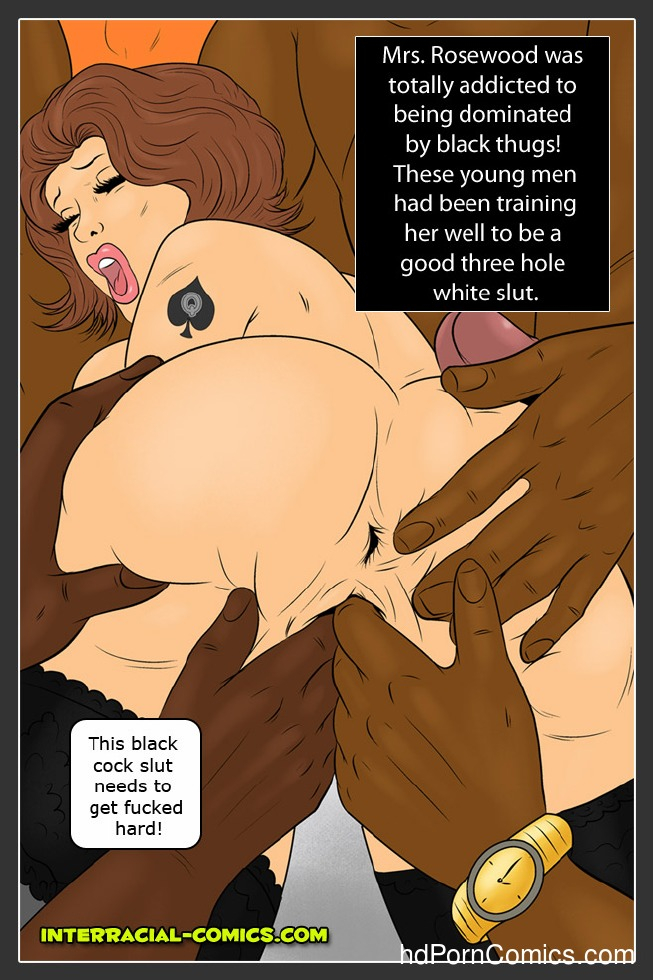 Interracial- Summer the slave7 free sex comic