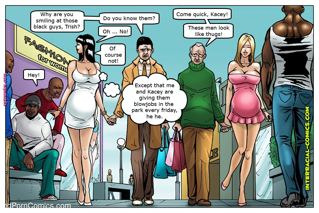 Interracial-Comics- African adventures free Cartoon Porn Comic