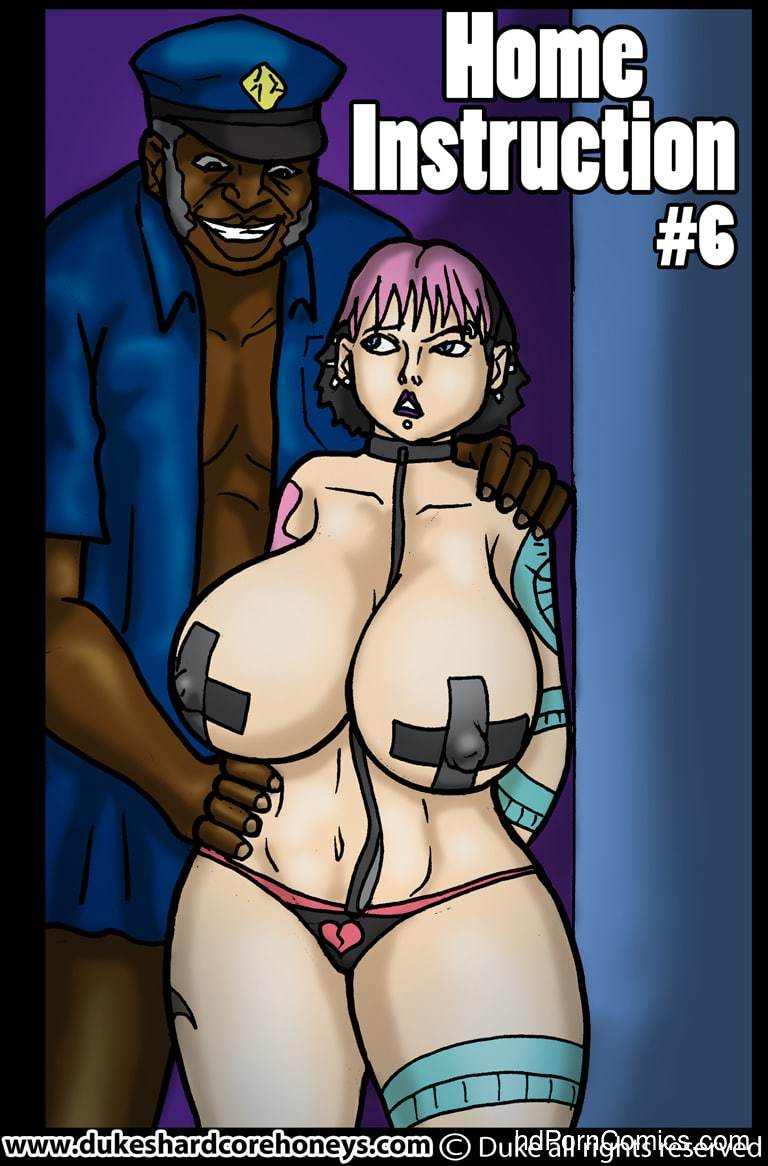 Interracial-Home Instruction 4-630 free sex comic