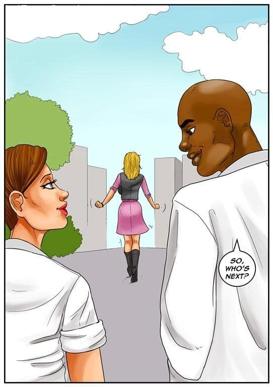 Interracial-Kaos- SpermBank 2 free Porn Comic